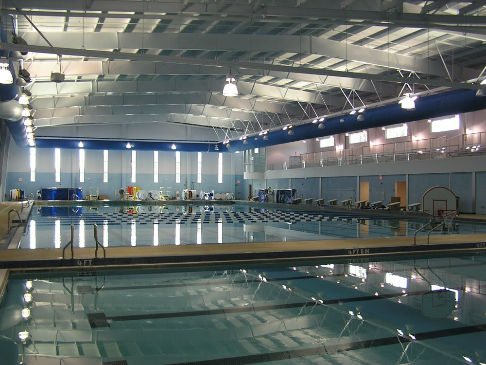 Image of a Furnish & Erect Project: Clayton County Aquatic Center outside of Atlanta GA