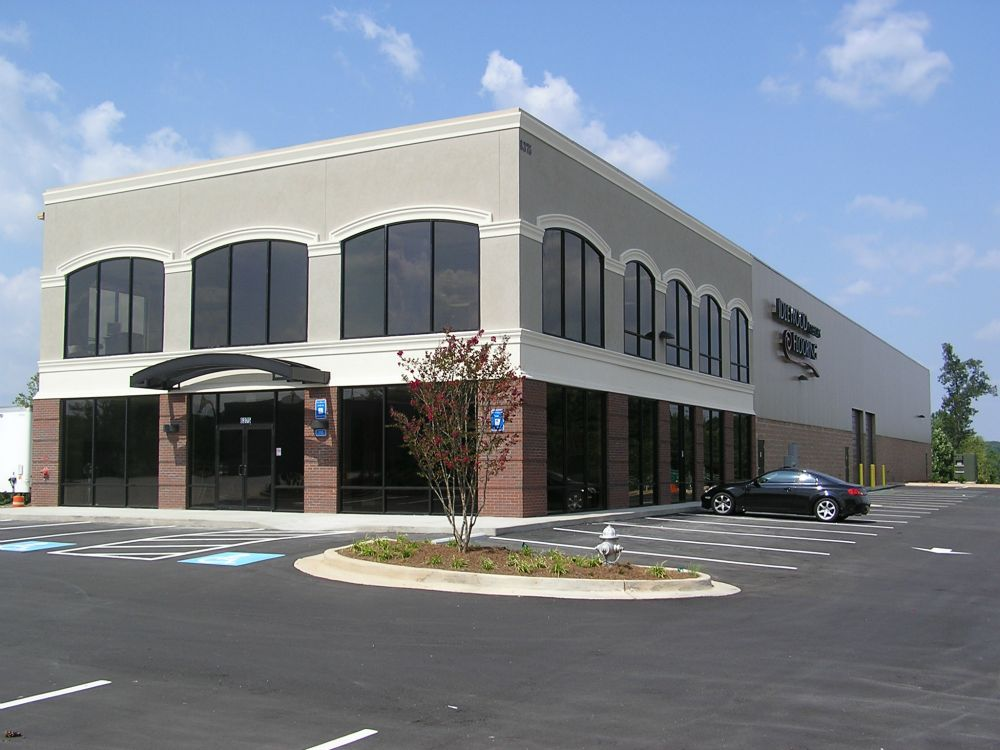 Image of Idlewood Interiors in Norcross GA just north of Atlanta.  Fox Building Company was the general contractor